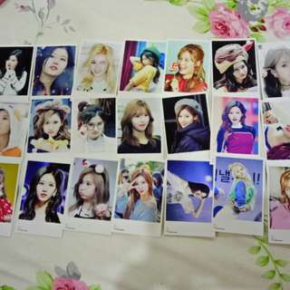 Twice photocards set NAYEON MOMO SANA DAHYUN