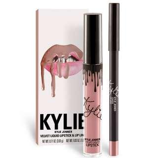 FAST DEAL ONLY - AUTHENTIC KYLIE COSMETICS Velvet / Matte Liquid Lipstick Lip Kit
