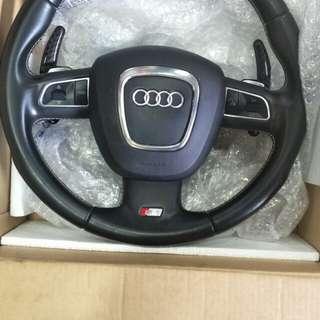 audi s5 steering