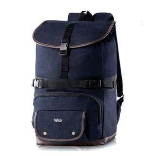 Tas Ransel / Backpack Jeans - SLI 196