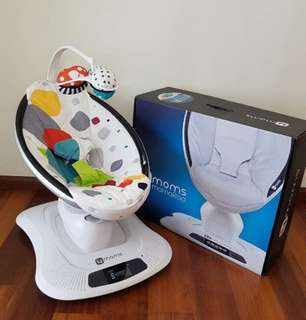 4moms Mamaroo 3.0 Multi Plush for RENT