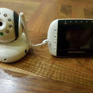 Motorola mbp33 baby monitor