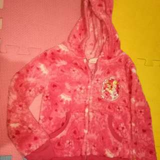Disney Jacket for her(Size 12-24 Months)