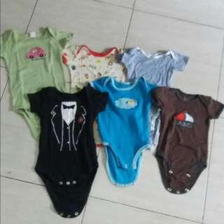 Baju Baby Jumper Charter