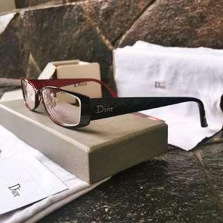 Authantic christian dior frame kacamata preloved