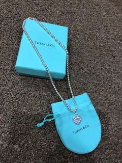 Authentic Tiffany and Co. Bead Necklace