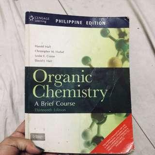 Organic Chemistry H.Hart, C.Hadad, L.Craine, D. Hart