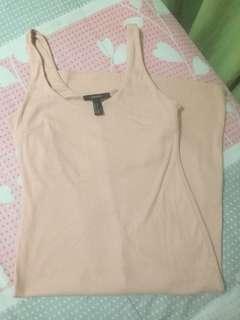 Pink long Body con dress