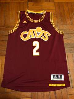Kyrie Irving Cavs Crossover Jersey M