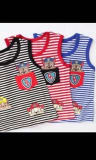 Paw patrol TOP Brand New Size 90cm left blue only