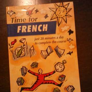 Time for French