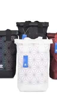 Adidas mesh 3D backpack