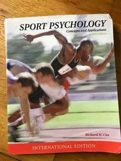 Sport books