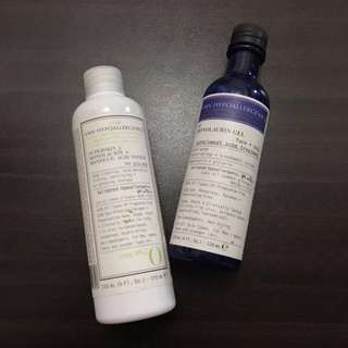 VMV Hypoallergenics Superskin 3 Toner AND Id Monolaurin Gel