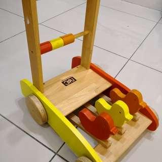 Nichigan Original Wooden Prewalker (COD)