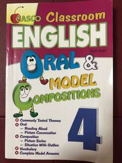 Primary 4 Classroom English Oral & Model Compositions