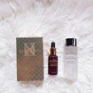 MISSHA TIME REVOLUTION Essence and Ampoule Set