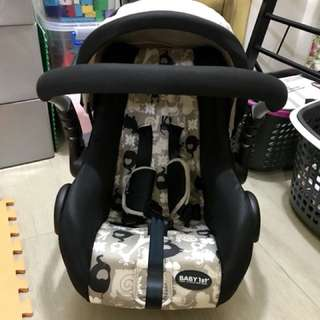 Baby 1st Infant Carseat and Carrier