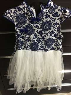 Gal dress for 7 to 8 yrs old