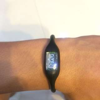 Digital Baller Watch