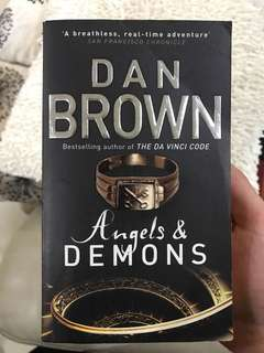 Dan Brown Angel & Demons