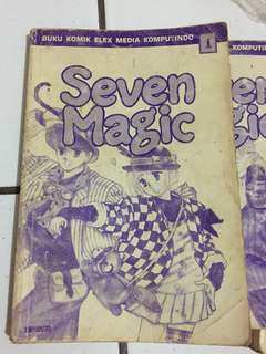 Seven magic serial cantik