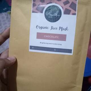 Masker Crush Chocolate