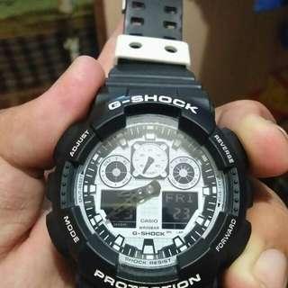 GSHOCK GA 1008w