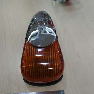 VW beetle REPO NOS fender lamp