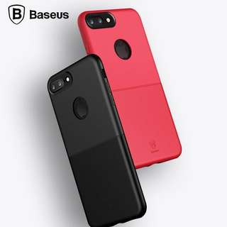 Baseus Half to Half Case for iPhone 7 Plus (Solid Color).