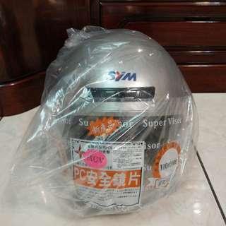 🚚 【全新】sum原廠3/4罩安全帽