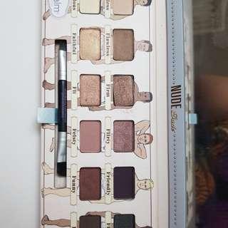 Nude eyeshadow palette vol 2