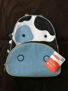 Skip Hop Backpack - Cow