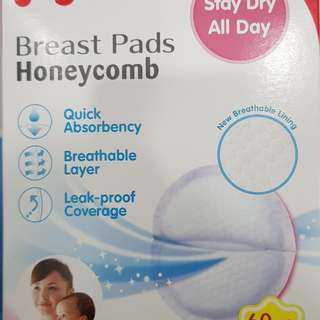 Pigeon breast pads. New!