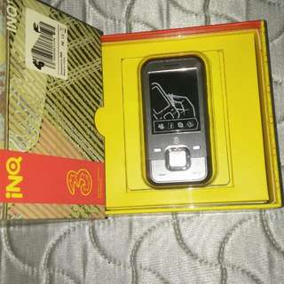 Inq mobile phone brand New