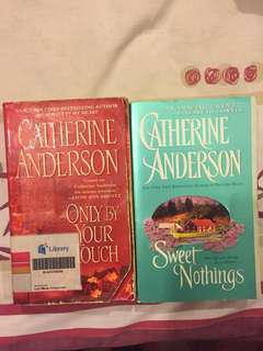 Catherine Anderson Storybooks