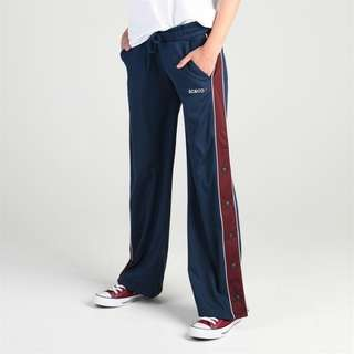 Rare Vintage Slazenger Snap Pants L size
