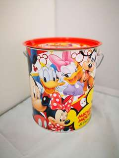 Mickey Mouse & Friends Storange Tin