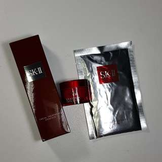 SK-II Pitera Essence Starter Kit Japan Exclusive