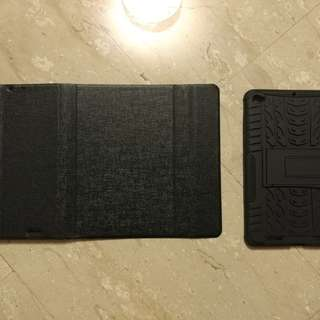 2 x Mipad 2 black case and hard case