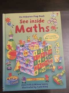 Usborne educational maths