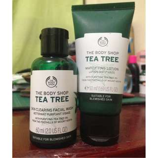 TEA TREE THE BODY SHOP