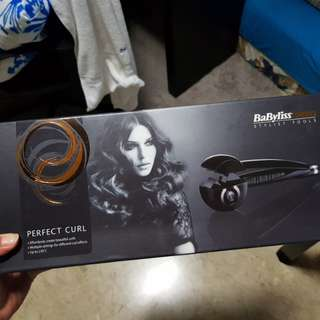 Babyliss Pro Perfect Curler