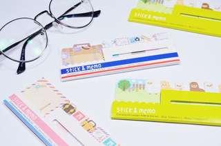 Stick & Memo Sticky Notes