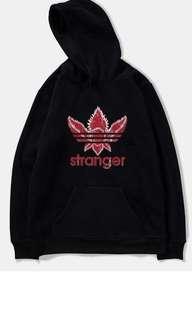 BTS stranger things hoodie