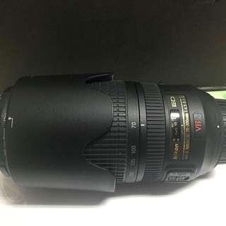 Nikon ED AF-S Nikkor 70-300mm VR