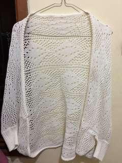 Outer Sweater Rajut