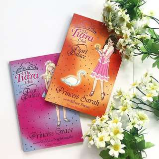 The Tiara Club Series by Vivian French [second-hand books]