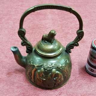 🚚 銅茶壼