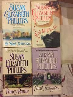 Susan Elizabeth Philips Storybooks